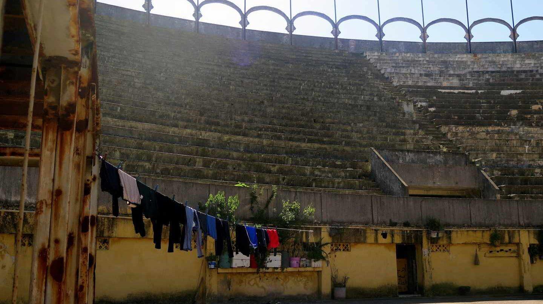 Plaza de toros de Tánger.