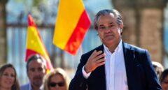 Marcos De Quinto, en su presentación como número dos de Ciudadanos por Madrid.