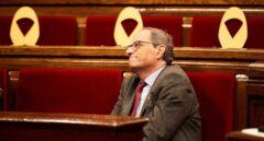 Guerra de fechas por el juicio a Torra, que se niega a pedir un aplazamiento al Parlament