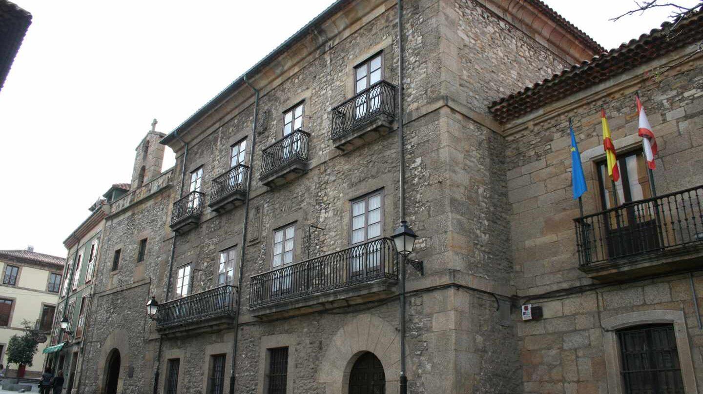 Barrio de Cimadevilla, en Gijón