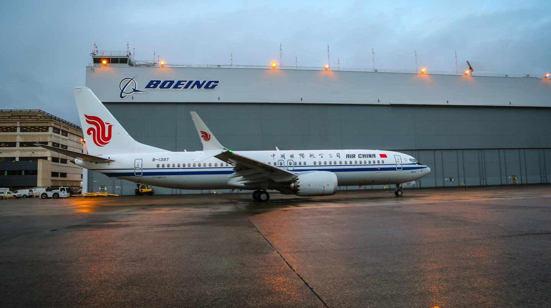 Resultado de imagen para Boeing 737 MAX Air China
