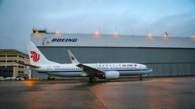 Boeing se enfrenta a su mayor descalabro en bolsa desde los atentados del 11-S.