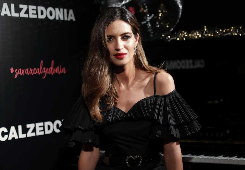 La periodista y modelo Sara Carbonero.
