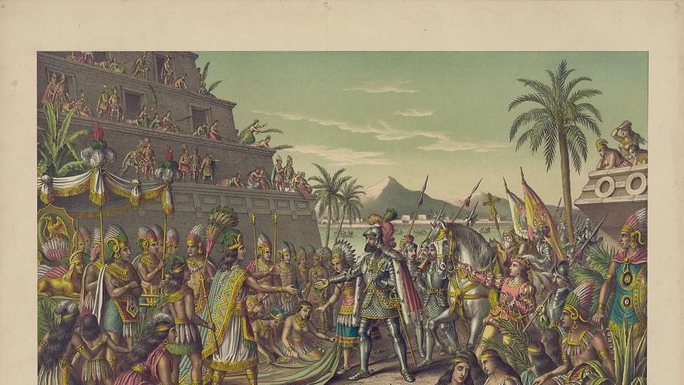 La verdadera historia de Hernán Cortés.