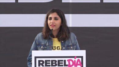 La dirigente de Podemos Dina Bousselham dimite para dirigir un nuevo medio de comunicación
