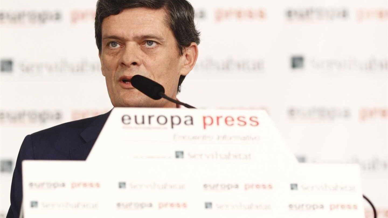 Jaime Echegoyen, presidente de Sareb,