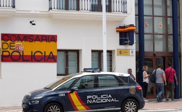 Comisaría de Policía de Estepona.