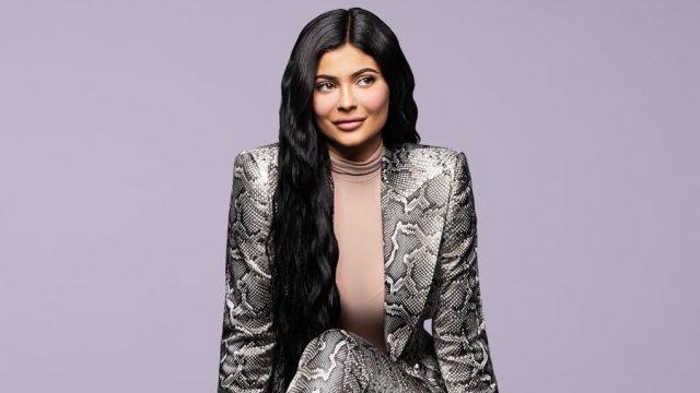 Kylie Jenner, empresaria y modelo.