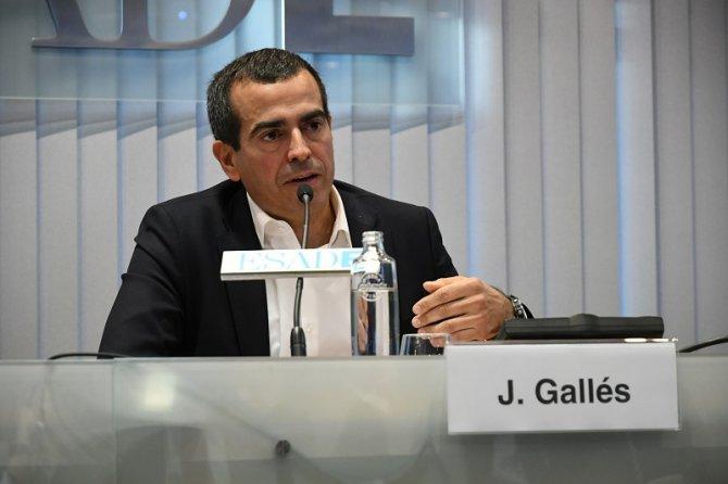 Jordi Gallés, presidente de Europastry.