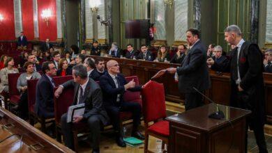 """El TC confirma la sedición del 'procés', donde hubo """"contumaz oposición"""" a sus requerimientos"""