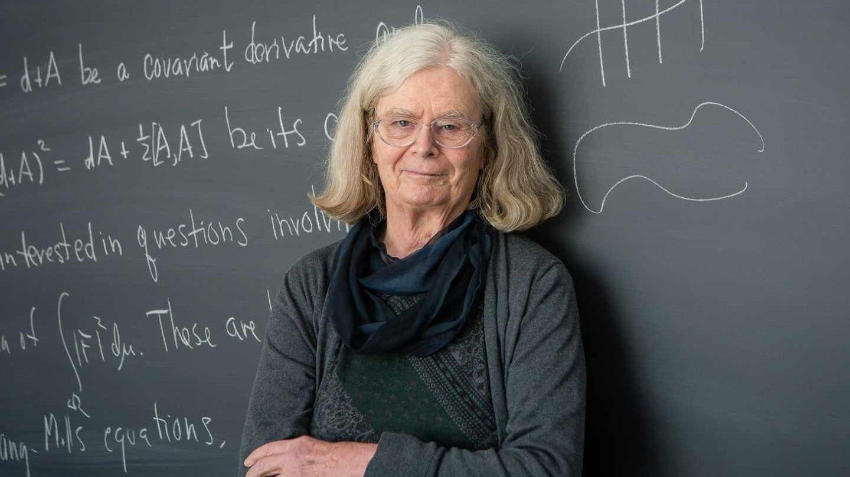 La matemática y Premio Abel Karen Uhlenbeck