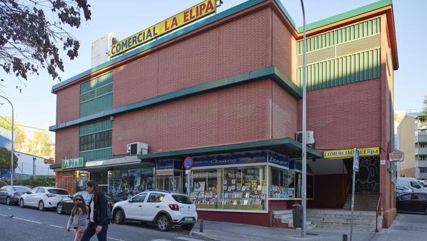 Mercado La Elipa