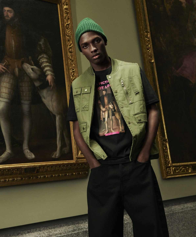 Zara lanza una colección cápsula de las obras maestras del Prado.