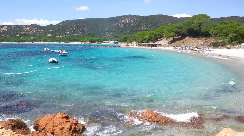 Playa de Palombaggia
