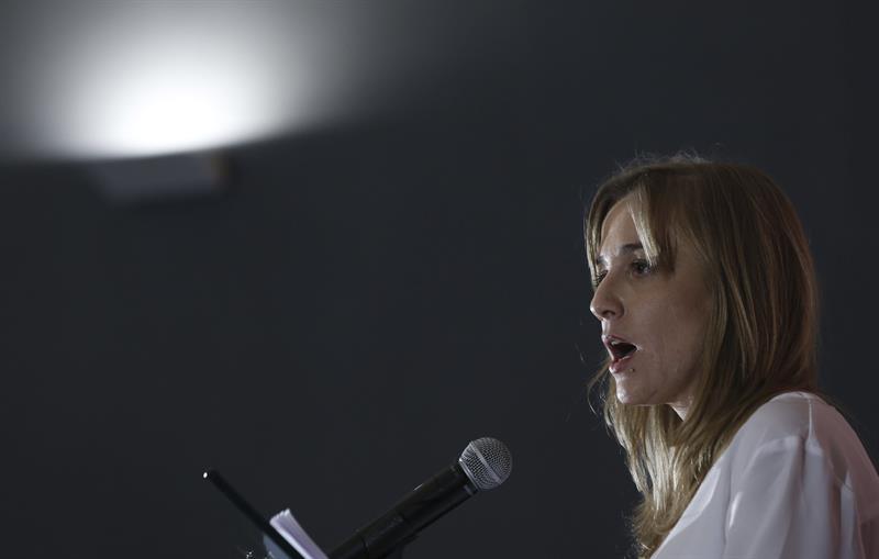Tania Sánchez se incorpora a la candidatura de Íñigo Errejón en Más Madrid