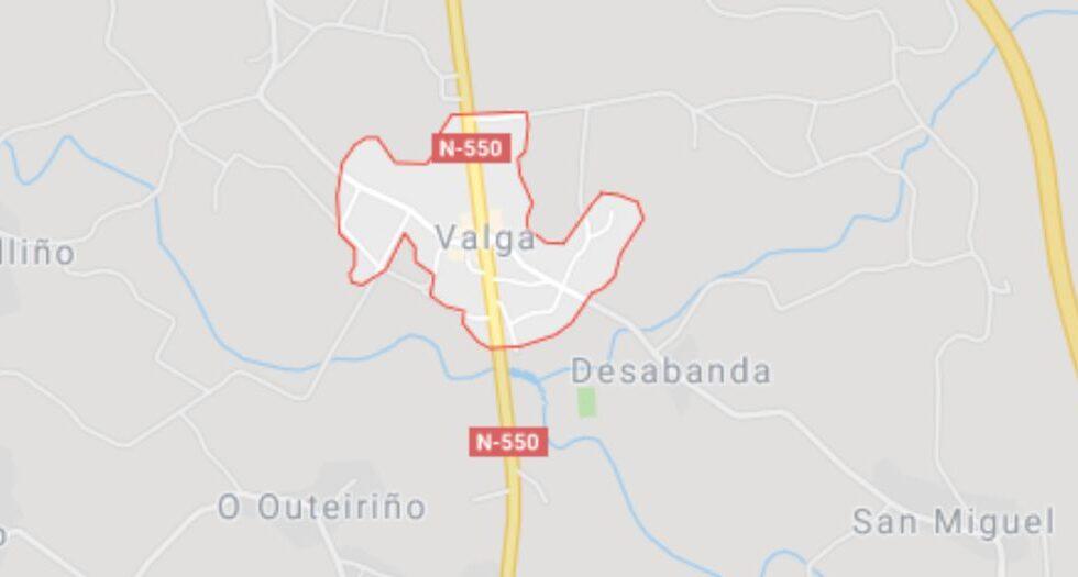 Valga (Pontevedra).