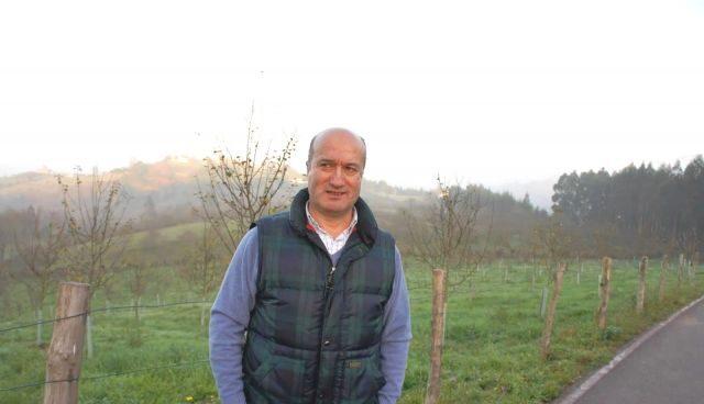 El dirigente del PP de Asturias Luis Venta.