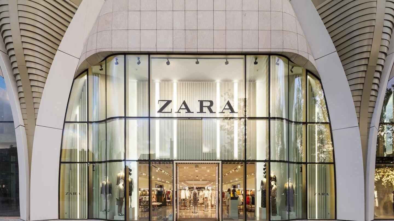 Tienda de Zara en Bruselas.
