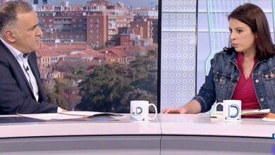 """Lastra arremete contra Ana Pastor: """"Es una 'hooligan' del PP, nunca fue neutral"""""""