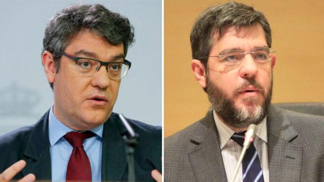 Álvaro Nadal, ex ministro de Energía, y Alberto Nadal, ex secretario de Estado de Presupuestos y de Energía.