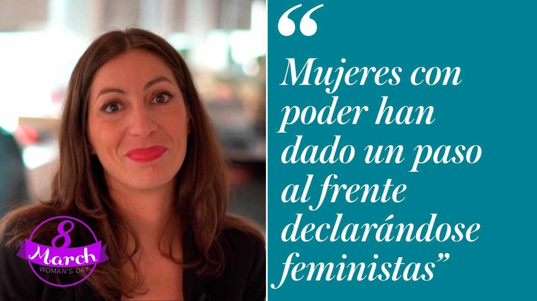 Ana Antón, redactora de El Independiente.