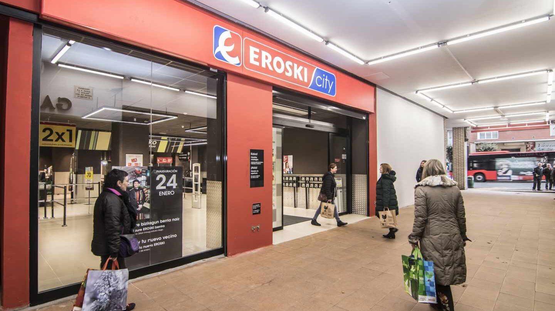 Eroski ultima la refinanciación de 1.500 millones de deuda.