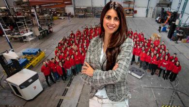 La ingeniera de Burgos que está llenando las fábricas de robots