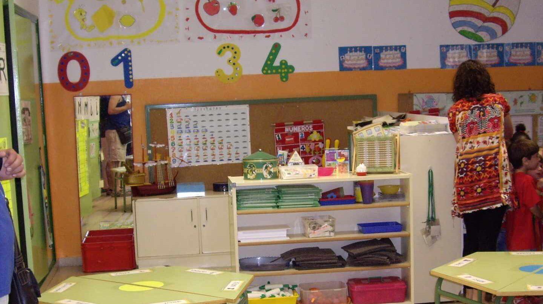 Los padres de niños de tres años tienen que elegir colegio este abril.