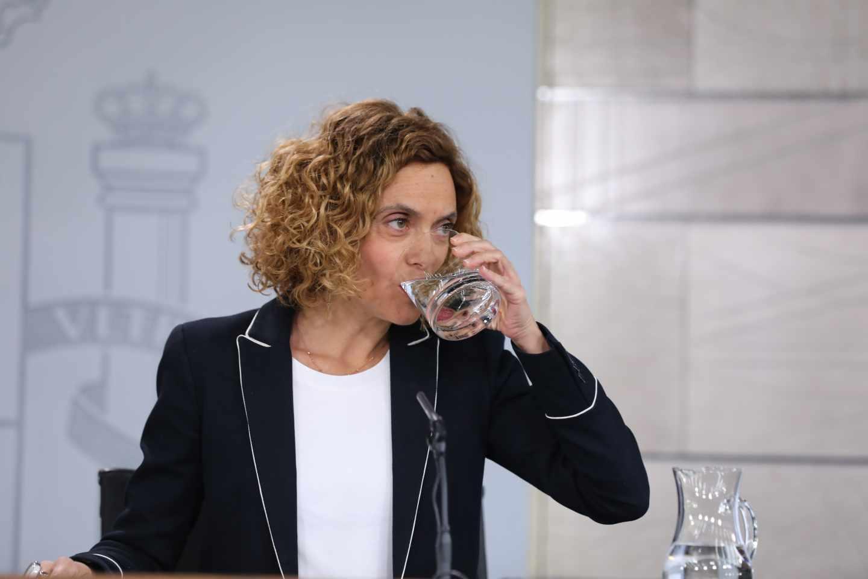 Meritxell Batet, ministra de Política Territorial.