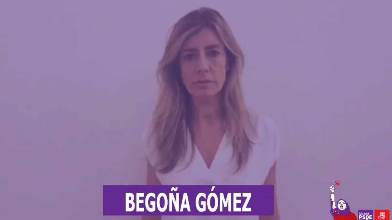 Begoña Gómez.