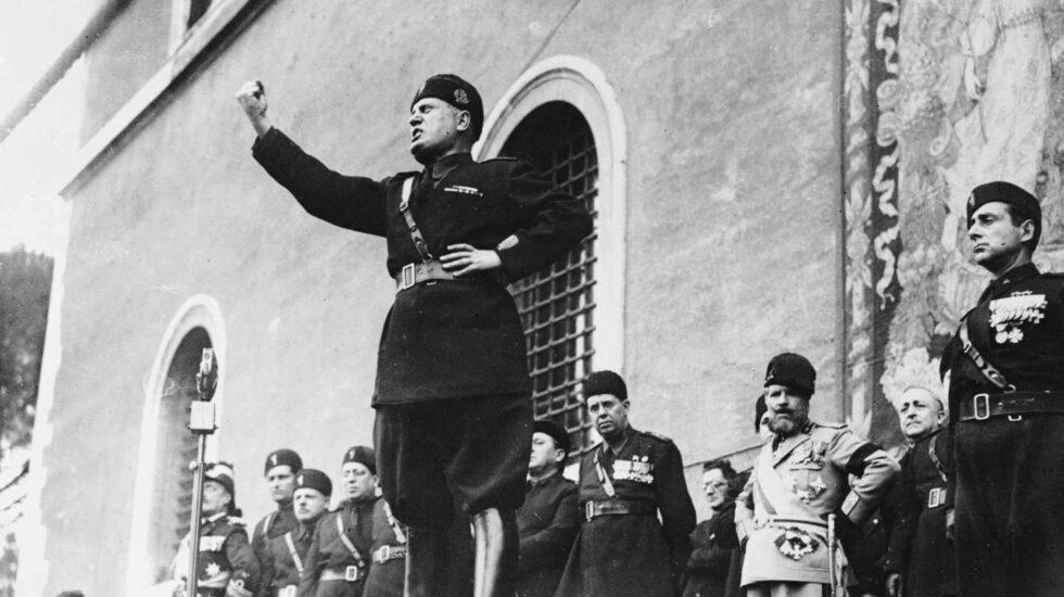 Cien años de fascismo: cuando el odio tomó las riendas de la historia.