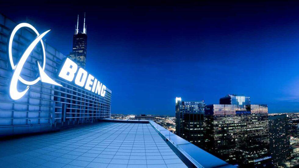 Sede de Boeing en Chicago.