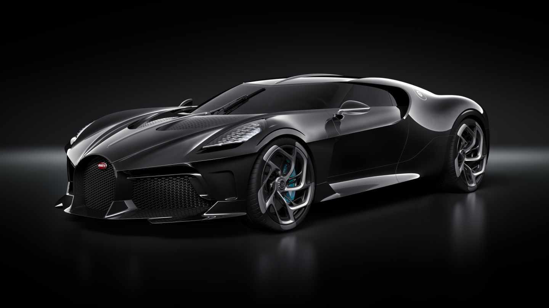 Bugatti lanza el vehículo más caro de la historia por más de 11 millones de euros.