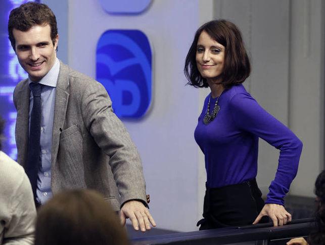 Andrea Levy y Daniel Lacalle renuncian a su actas de diputados en el Congreso