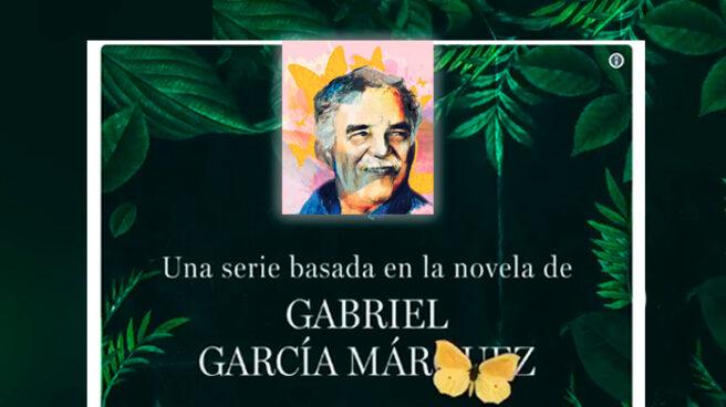 Promo de 'Cien años de soledad', la novela de García Márquez adaptada por Netflix.