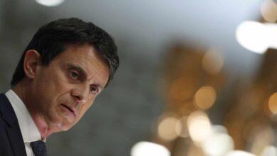"""Valls apela a la unidad constitucionalista el 10-N: """"Aquí no hay rojos ni azules"""""""