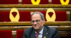 El TSJC aplaza el juicio a Torra hasta después de las elecciones generales