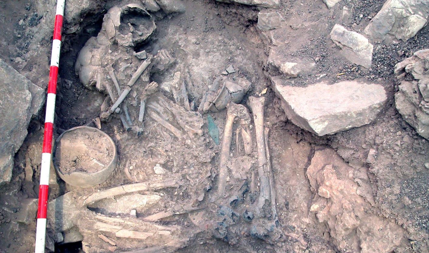 Los hombres ibéricos fueron sustituidos por pastores esteparios hace 4.000 años