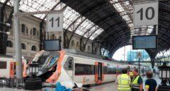 """Renfe pide una """"reestructuración interna"""" tras aumentar los accidentes de tren en 2018"""
