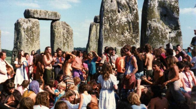 Festival de Stonehenge de 1984
