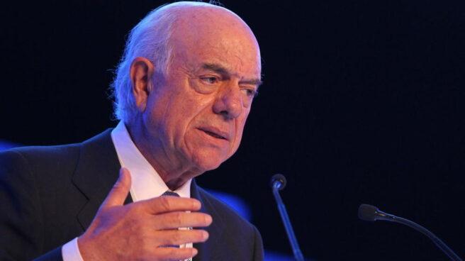 Francisco González, expresidente de BBVA.