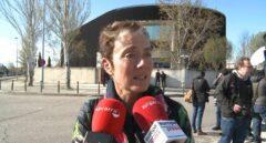 La madre de uno de los condenados de Alsasua, cabeza de lista de Bildu en Navarra