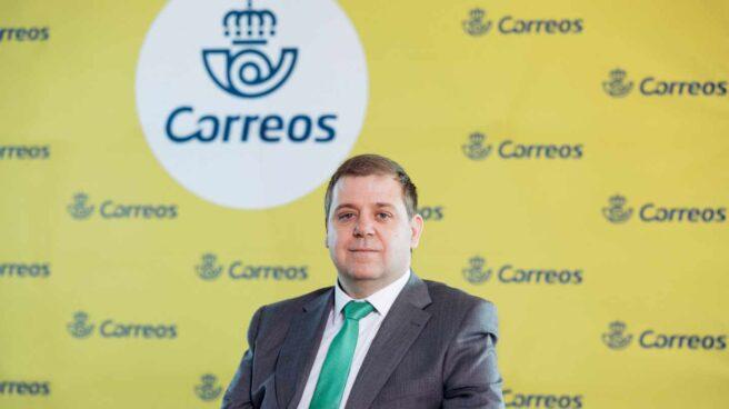 Juan Manuel Serrano, presidente de Correos.