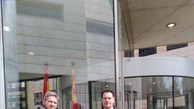 Los Mossos d'Esquadra detuvieron este martes al presidente de Vox en Lleida, José Antonio Ortiz Cambray