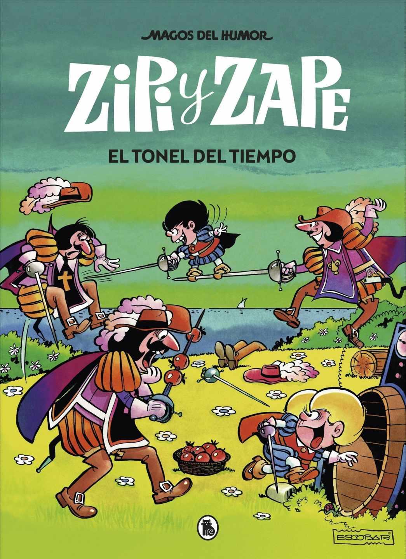 Zipi y Zape regresan por el 25 aniversario de la muerte de Josep Escobar