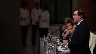 """Los empresarios de la CEOE, a puerta cerrada: """"Un Gobierno con Iglesias no le conviene a España"""""""