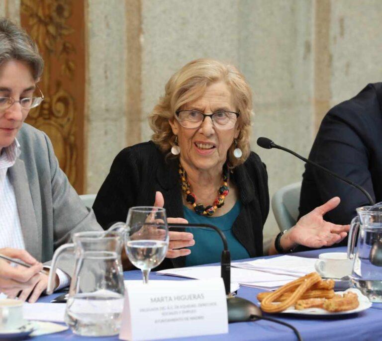 """Decenas de escuelas infantiles denuncian los servicios mínimos """"abusivos"""" de Carmena el 8M"""