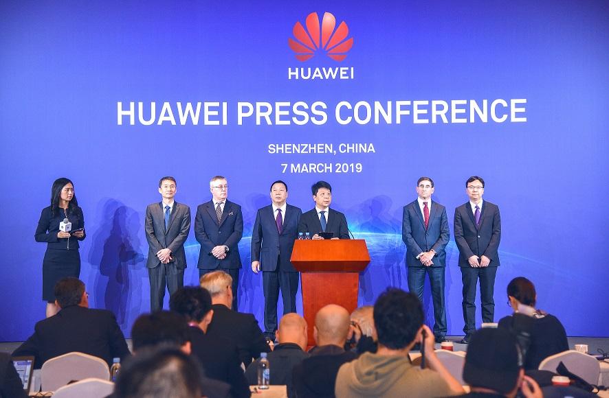 La cúpula de Huawei anuncia la presentación de una demanda contra el Gobierno de Estados Unidos.