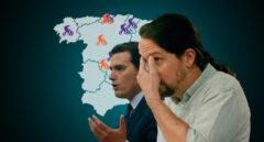 Podemos y Ciudadanos: los nuevos partidos estallan en conflictos territoriales