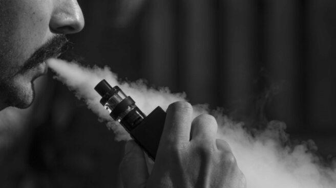El uso de cigarrillos electrónicos apenas afecta a la calidad del aire.